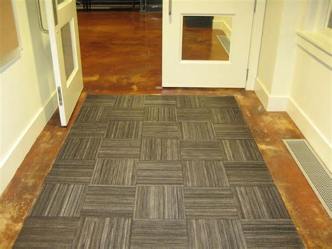 recycled rubber tire tiles  entrance flooring