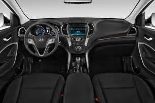 2015 Hyundai Santa Fe Interior 2015 Hyundai Santa Fe Cockpit Interior Photo Automotive