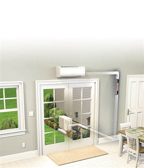 mitsubishi mini split ductless or mini split heating and cooling zimmerman