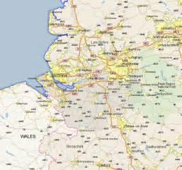 stockton map stockton heath map and road maps of cheshire