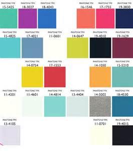 trending color palettes lenzing spring summer 2011 color palettes amp usage for