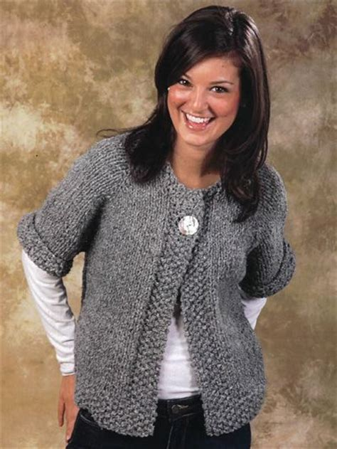 swing cardigan knitting pattern swing coat knit pattern knitting and crocheting pinterest