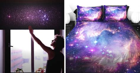 galaxy themed room 20 space themed interior design ideas that bring the into your home bored panda