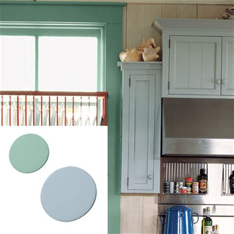 cabinet and trim paint how to create a colorful cottage kitchen this house