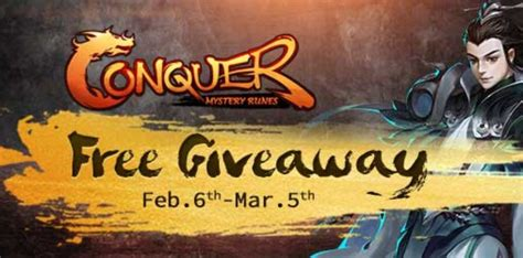 Conquer Online Giveaway - conquer online gift pack giveaway pivotal gamers