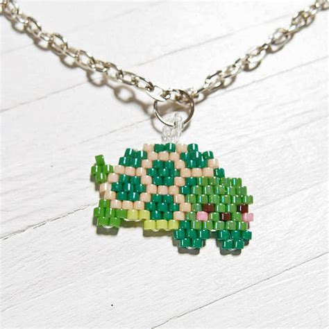 items similar to green turtle charm beaded animal