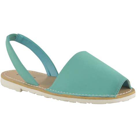 peep toe sandals flat womens summer menorcan peep toe sandals mules