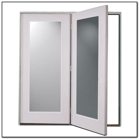 Center Hinged French Patio Doors Patios Home Center Hinged Patio Door