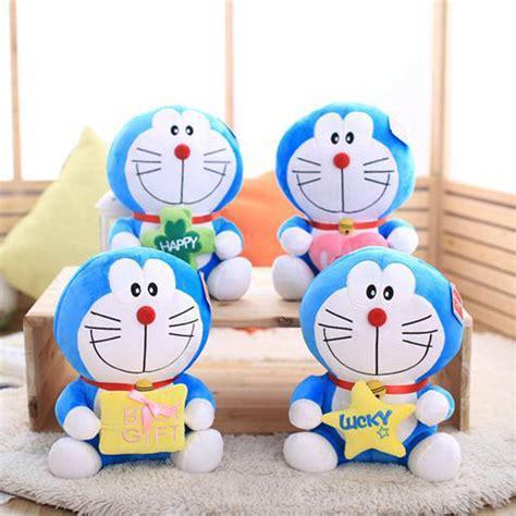 Boneka Doraemon 30 Cm 30cm kawaii doraemon plush toys baby doraemon stuffed