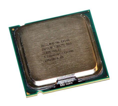 Procesor E 8500 3 1 Ghz Soket Lga 775 intel at80570pj0876m 2 duo e8500 3 16ghz socket t