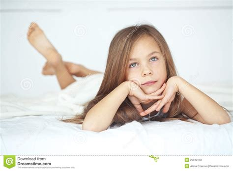 girls in bed girl in the bed royalty free stock photos image 29812148