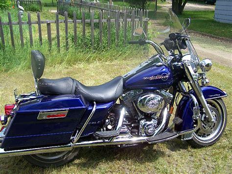 2006 Harley Davidson Road King by 2006 Harley Davidson 174 Flhr I Road King 174 Cobalt Blue
