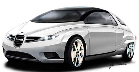 saab  concept custom cars cars volvo saab