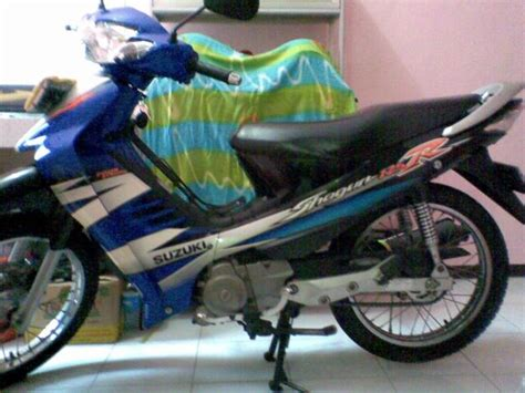 Stripingsticker Motor Shogun 125 2006 malang indonesia ads for vehicles gt motorcycles free classifieds muamat
