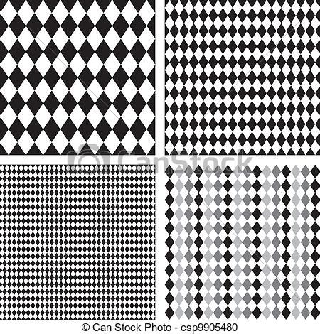 drawing harlequin pattern vector clipart of seamless harlequin patterns harlequin