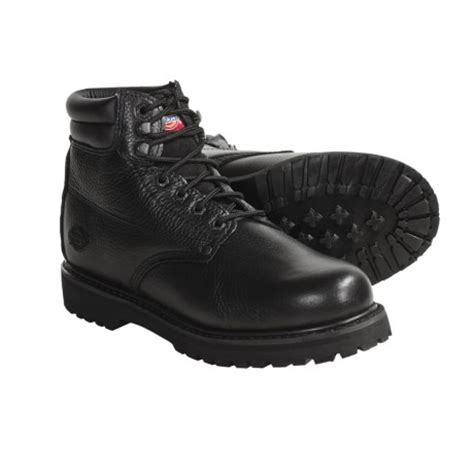 comfortable mens work shoes reviews comfortable durable work boot review of dickies raider