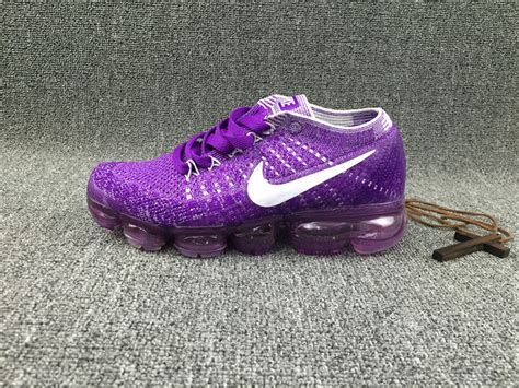 Harga Nike Vapormax White nike flyknit air vapormax 2018 purple white