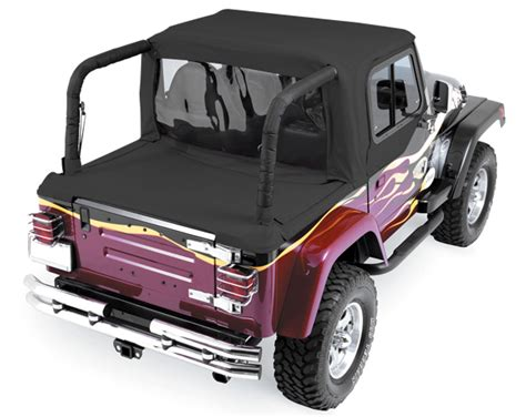 Soft Top For 95 Jeep Wrangler All Things Jeep Cab Top By Rage Products For Jeep