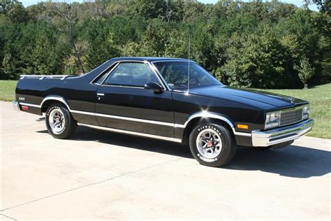 black el camino 1987 black el camino www imgkid the image kid has it