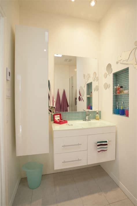 Aménager une petite salle de bain   Déconome