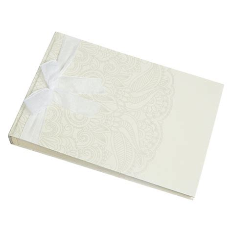 Wedding Albums Uk Lewis by Buy Lewis Lace Photo Album Fsc Certified Lewis