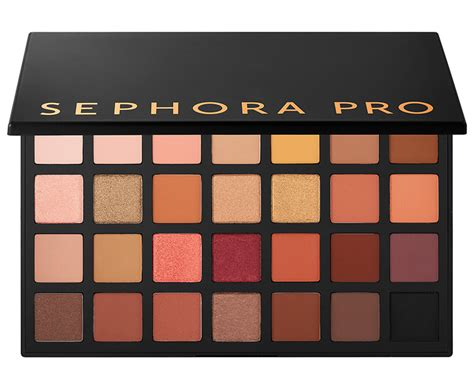 Sephora Makeup Palette sephora pro eyeshadow palettes for fall 2017