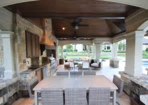 amazing Outdoor Kitchen Designs Plans #1: 1-outdoor-kitchen-dining-pavilion.jpg