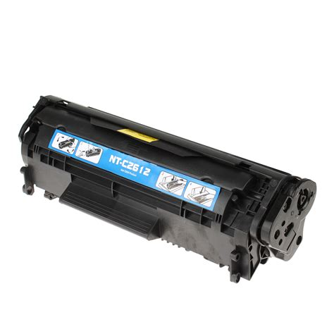 Toner Q2612a generic compatible black toner cartridge for hp laserjet