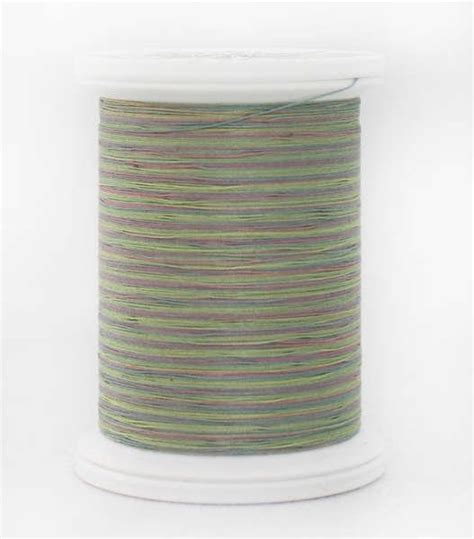 Variegated Thread Quilting by Yli Machine Quilting Thread Variegated Pastels