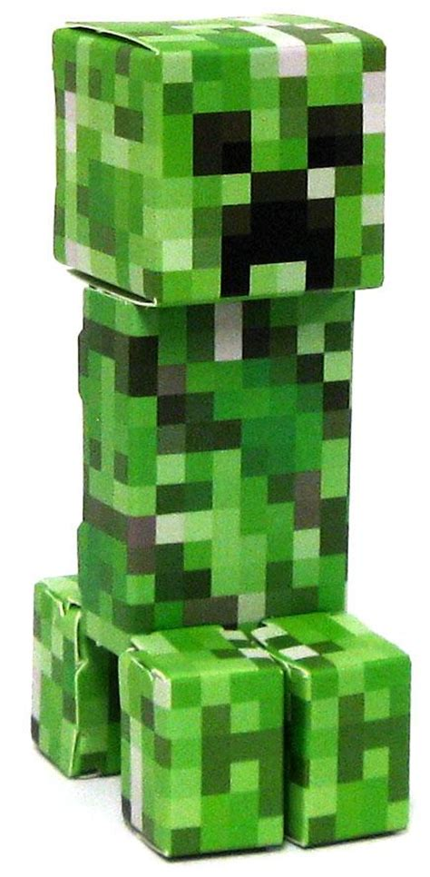 Papercraft Minecraft Creeper - minecraft creeper papercraft on sale at toywiz