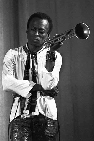 biography of famous jazz musicians miles davis movies report the new york times