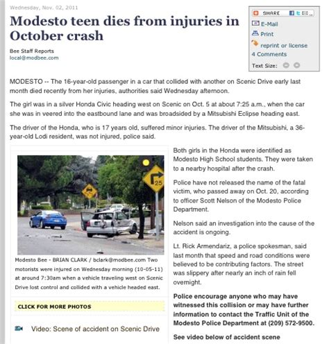 recent car crash articles articles stories reports from the web models picture