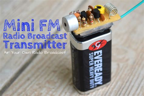 how to make inductor for fm transmitter the ultimate fm transmitter range spybug