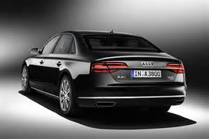 Audi A 8 2014 2014 Audi A8 L Security Vr7 Ballistic Protection