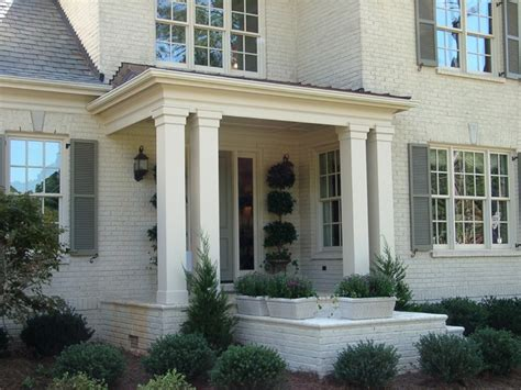 Column Vases Porch Columns Traditional Porch Other Metro By