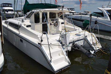 gemini catamaran engine catamarans for sale irish aye ayes gemini 105m