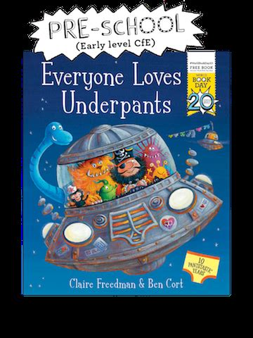 everyone loves underpants a world book day 2017 parenting without tears