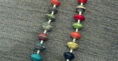 paper bead bracelets for sale paper bead necklace my jewelry for sale