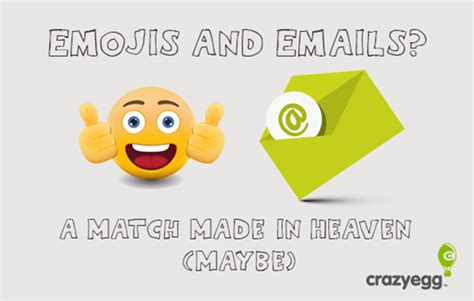emoji email should you be using emojis in subject lines