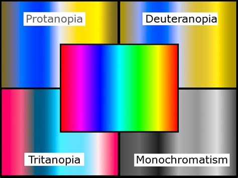 color blindness simulator symptoms color blindness