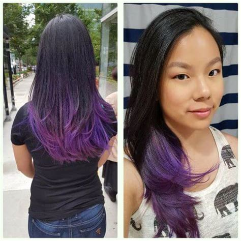 black hairstyles purple 50 purple ombre hair ideas worth checking out hair