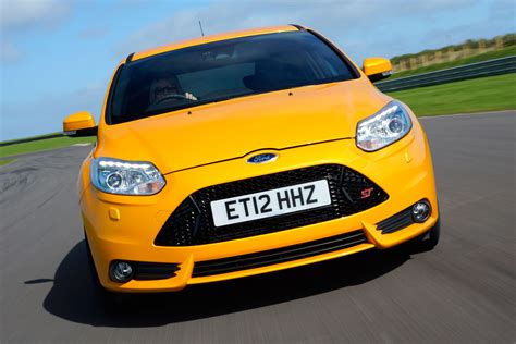 ford focus st performance car   year  auto