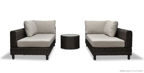outdoor modular furniture wicker outdoor modular corner sofa chaise patio lounge rattan furniture setting comfort outdoor