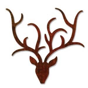 Rudolph Antlers Template by Reindeer Horns Template
