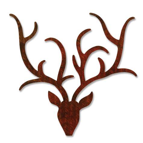 reindeer horns template