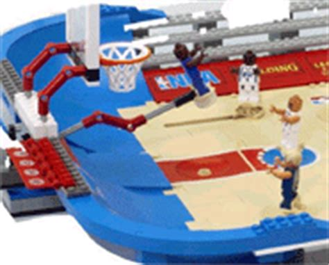 Mini Figure Kodoto Slamdunk Basketball Players nba lego toys lego sports basketball arena