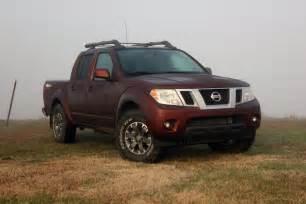 Nissan Frontier Pro4x 2016 Nissan Frontier Pro 4x Review Autotalk