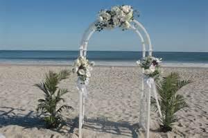 Wedding Arch Entrance Southwest Florida Wedding Ceremony Rentals Exclusive Affair