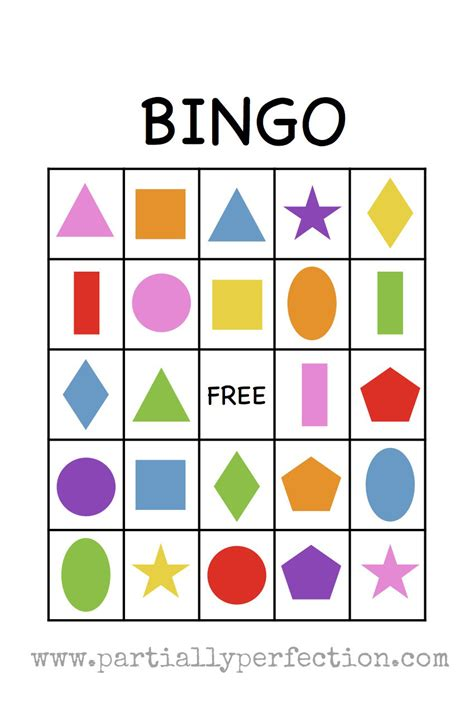 free printable number bingo cards for large groups shape bingo card free printable i m going to use this
