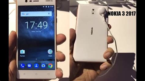Nokia 3 Android nokia 3 2017 launched mwc 2017 nokia 3 android